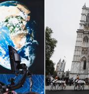 Hawking/Westminster Abbey TT
