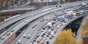 Trafik på Essingeleden i Stockholm Fredrik Sandberg/TT / TT NYHETSBYRÅN