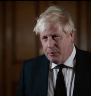 Storbritanniens premiärminister Boris Johnson. Bloomberg
