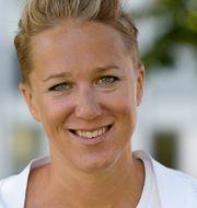 Kajsa Bergqvist.  Jonas Ekströmer/TT / TT NYHETSBYRÅN