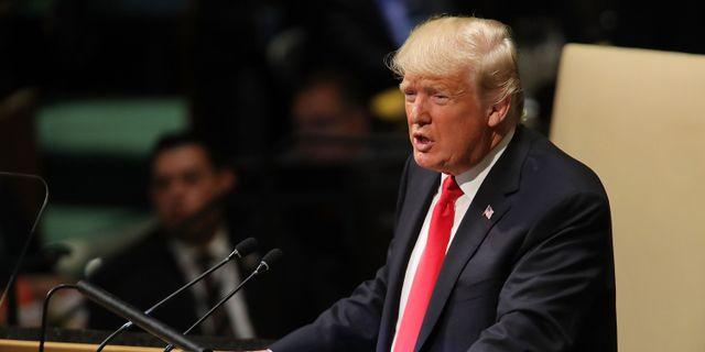 Donald Trump. SPENCER PLATT / GETTY IMAGES NORTH AMERICA