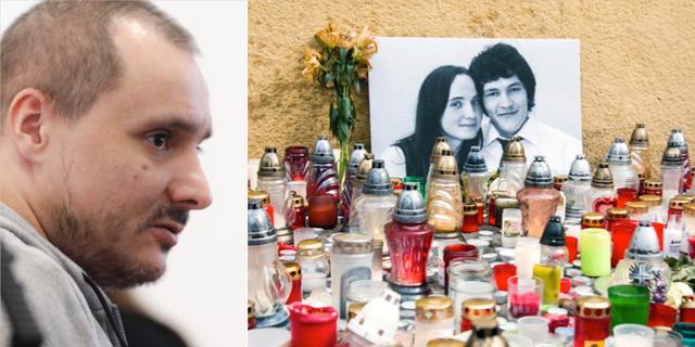 Miroslav Marcek/Det mördade paret. TT