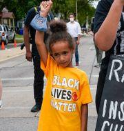 Arkivbild: Black Lives Matter. Morry Gash / TT NYHETSBYRÅN