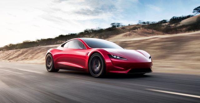 Tesla Roadster Tesla
