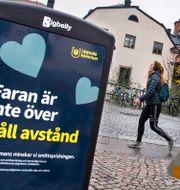 Arkivbild. Uppsala. Claudio Bresciani / TT / TT NYHETSBYRÅN