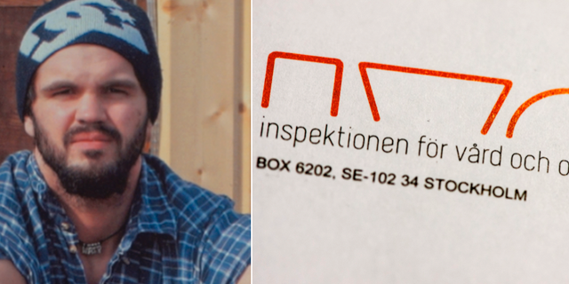 Ivan Lindblad dog i en heroinöverdos i november. Kalla Fakta / TV4 och TT