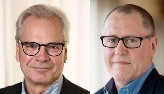 TT/Teknikföretagen Ulf Lindberg och Anders Weihe, Teknikföretagen.