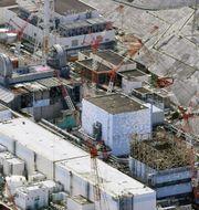 Det havererade kraftverket i Fukushima. Daisuke Suzuki / TT NYHETSBYRÅN/ NTB Scanpix