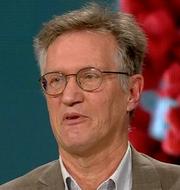 Anders Tegnell SVT/Skärmdump