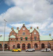 Centralstationen i Umeå Helena Landstedt/TT / TT NYHETSBYRÅN