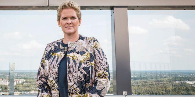 Karin Wanngård. Allis Nettréus/SvD/TT / TT NYHETSBYRÅN