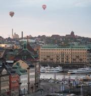 Peter Hultqvist/Stockholm. TT