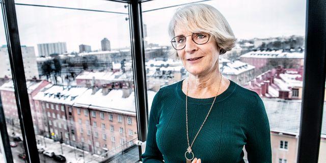 Johanna Cerwall.  Tomas Oneborg/SvD/TT / TT NYHETSBYRÅN