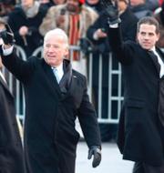 Donald Trump / Joe och Hunter Biden TT