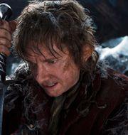 """Martin freeman i """"The Hobbit"""" Mark Pokorny"""