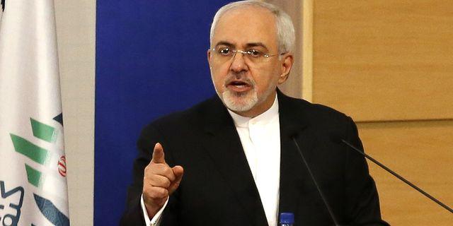 Mohammad Javad Zarif. ATTA KENARE / AFP