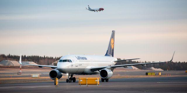 Arkivbild, Arlanda flygplats.  Christine Olsson/TT / TT NYHETSBYRÅN