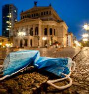 Frankfurt. Michael Probst / TT NYHETSBYRÅN