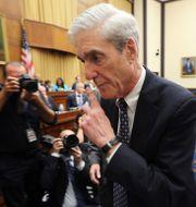 Robert Mueller igår.  CHIP SOMODEVILLA / GETTY IMAGES NORTH AMERICA