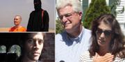 Avrättningsvideon med James Foley/James Foley 2011/John och Diane Foley. TT