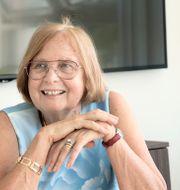 Barbara Bergström, grundare av Internationella Engelska Malin Hoelstad/SvD/TT / TT NYHETSBYRÅN