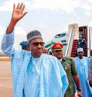 Nigerias president Muhammadu Buhari. Bayo Omoboriowo / TT NYHETSBYRÅN/ NTB Scanpix