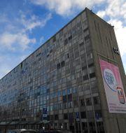 Radiohuset. Hasse Holmberg / TT / TT NYHETSBYRÅN