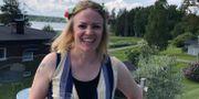 Stina Hägglöf dog i flygolyckan i Umeå.  Privat