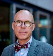 Jonas Hinnfors, professor i statsvetenskap vid Göteborgs Universitet.  Adam Ihse / TT / TT NYHETSBYRÅN