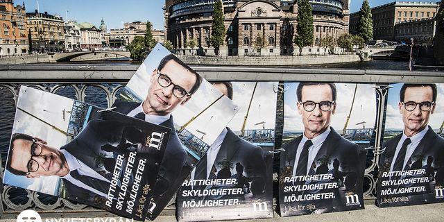 Borgerlig oro for svenskt foretagande