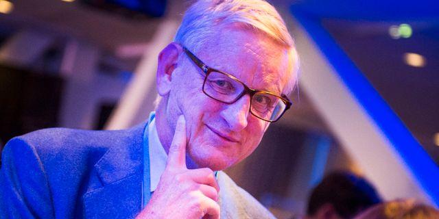 Carl Bildt.  Hanna Franzén/TT / TT NYHETSBYRÅN
