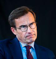 Ulf Kristersson.  Sofia Ekström/SvD/TT / TT NYHETSBYRÅN