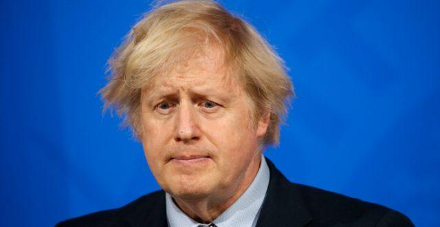 Boris Johnson.  Hollie Adams / TT NYHETSBYRÅN