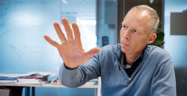 Johan Rockström. Maja Suslin/TT / TT NYHETSBYRÅN