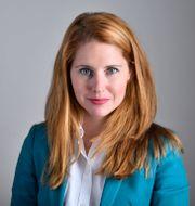Josefin Malmqvist, ordförande för Moderatkvinnorna. Henrik Montgomery/TT / TT NYHETSBYRÅN