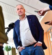 Jonas Sjöstedt. Jonas Ekströmer/TT / TT NYHETSBYRÅN