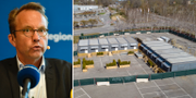Björn Eriksson/Älvsjö sjukhus. TT