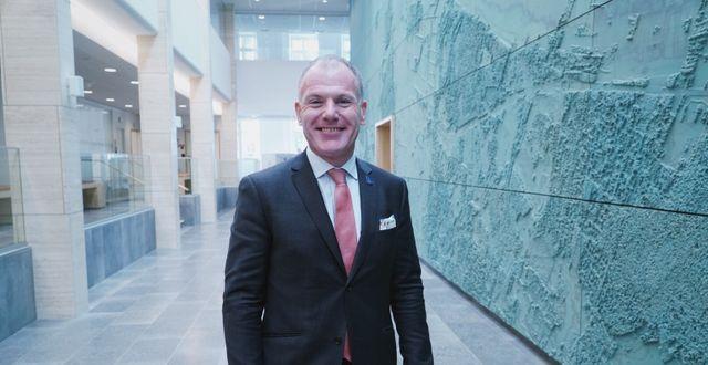 Gilbert Tribo (L) Pressbild, Allians för Skåne