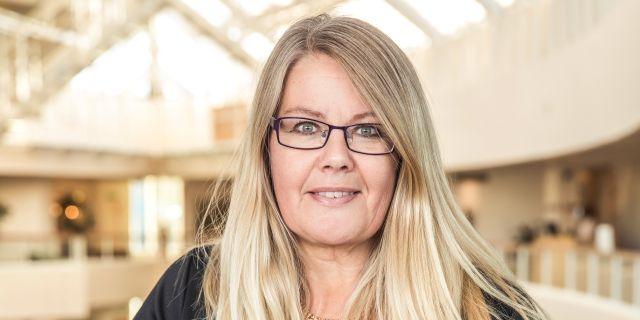 SKL:s chefsekonom Annika Wallenskog. Rickard L Eriksson