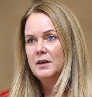 Jennie Nilsson.  TT