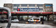 Karolinska universitetssjukhuset i Huddinge. Arkivbild. Helena Landstedt/TT / TT NYHETSBYRÅN