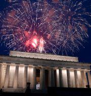 Fjärde juli i Washington DC förra året. Susan Walsh / TT NYHETSBYRÅN