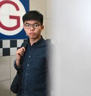 Joshua Wong PHILIP FONG / AFP