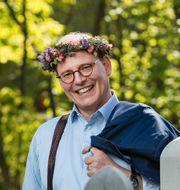 Rasmus Troedsson. Sveriges Radio