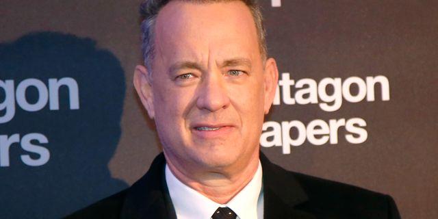 Tom Hanks. Michel Euler / TT / NTB Scanpix