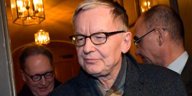Anders Olsson. Arkivbild. Jonas Ekströmer/TT / TT NYHETSBYRÅN