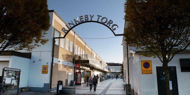 Arkivbild Rinkeby.  Janerik Henriksson/TT / TT NYHETSBYRÅN