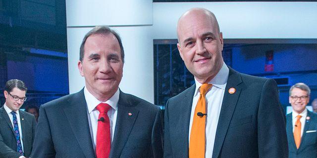 Reinfeldt skickar fattiga till kyrkan