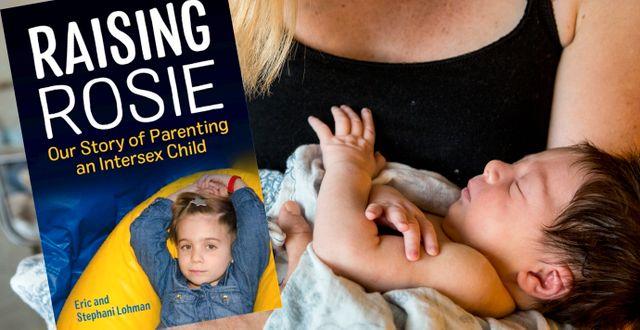 Bokomslaget Raising Rosie/arkivbild. Christine Olsson/TT / TT NYHETSBYR≈N