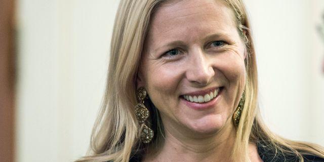 Cristina Stenbeck.  Lars Pehrson / SvD / TT / TT NYHETSBYRÅN